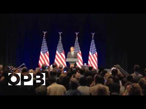 President Obama speaks in Portland 7/24/2012