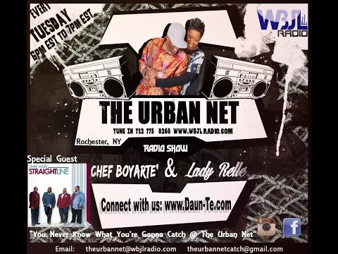 The Urban Net Radio Show Divine Nature Rochester, NY 10 -11- 16