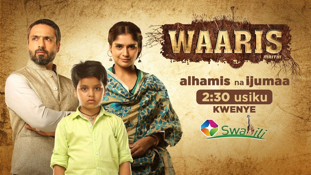Download Waaris Series only on Startimes