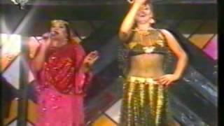 رقصة الحجالة - نجوى فؤاد وفاطمة سرحان
