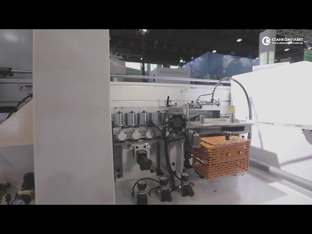 WD-468J Кромкооблицовочный станок от компании WDMAX