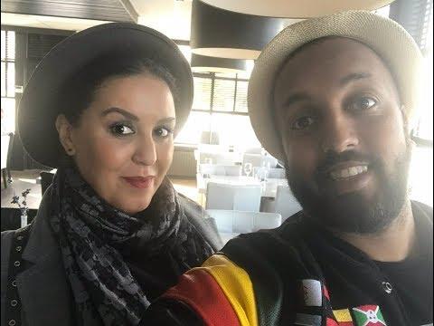 #LiveTalk 11 met Mo Hersi - ex-vluchteling, docu 'The Messenger'
