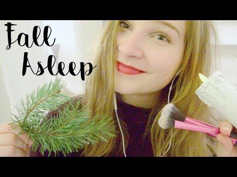 ASMR 10 Triggers to Help You Fall Asleep