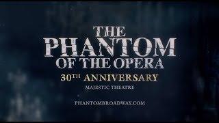 15 Second TV Spot | The Phantom of the Opera on Broadway