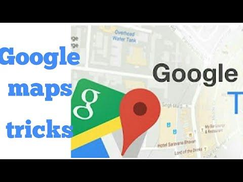 Top 10 Google map trick general knowledge in hindi