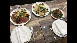 Выбираем меню для свадьбы: дегустация блюд