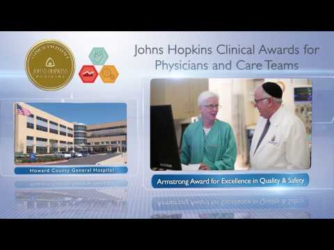 Armstrong Award for Excellence in Quality and Safety – Tuvia Blechman MD HCGH