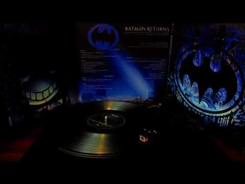 "Batman Returns ""Birth Of A Penguin / Batman Theme"" 3LP Vinyl Expanded Soundtrack From Mondo"