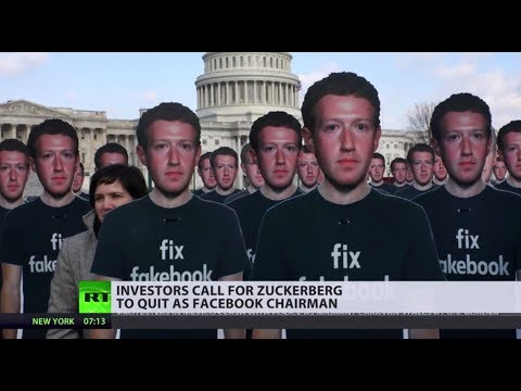 Facebook Hired PR Firm To Label Its Critics 'agents Of Soros'