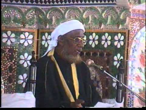 Friday Taqrir at Mirpur Baitur Rahim Noorani Mosque 01