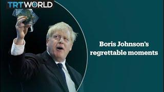 New UK Prime Minister Boris Johnson's controversies