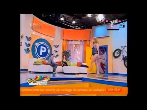 Transparent fashion tv show