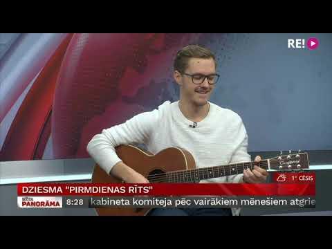 Dziesma ''Pirmdienas rīts''. Intervija ar Rihardu Bērziņu