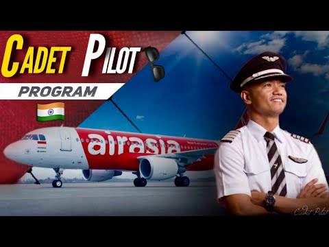 Air Asia Cadet Pilot Program India Selection Process Brief Overview Youtube