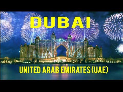 #DUBAI ll New Video Dubai United Arab Emirates (U.A.E) 2020