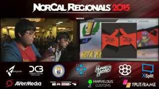 NorCal Regionals 2015 - SSB4 - Grand Final - ZeRo (Captain Falcon) vs Ito (Meta Knight)