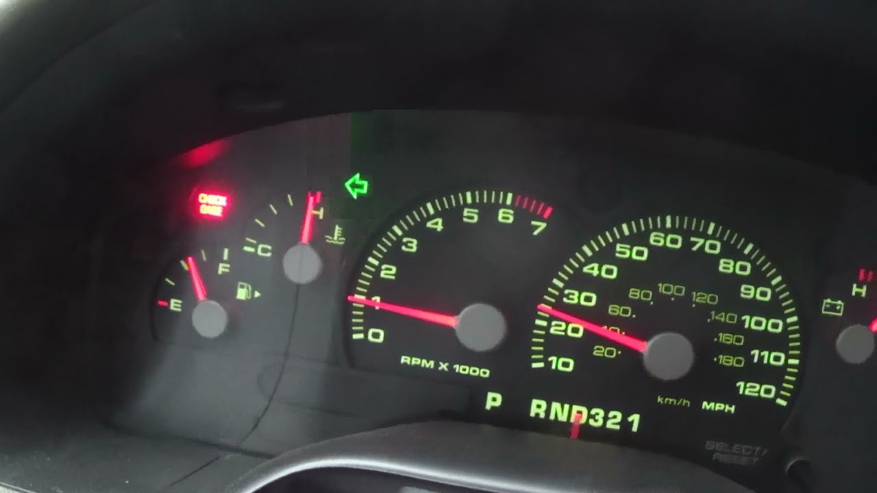 Overheating Case Study Ford Explorer 4 0 Sohc Part1
