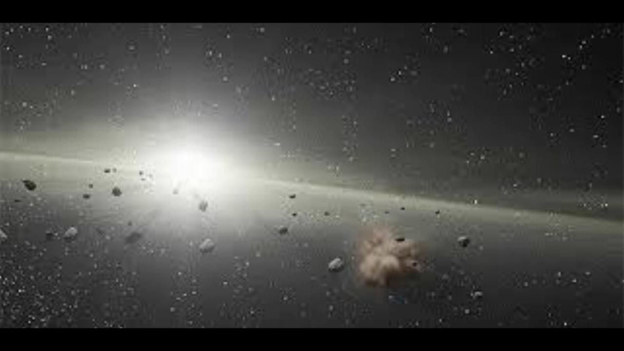組曲太陽系 08 アステロイドベル...
