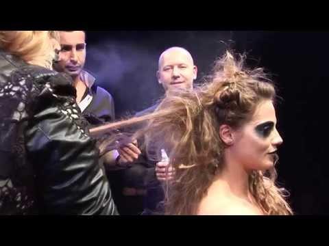 FARCOM International Hair Fashion Show June 2015 - 10 min