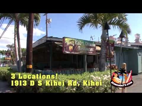 Kings BBQ & Chinese Restaurant - Maui, Hawaii