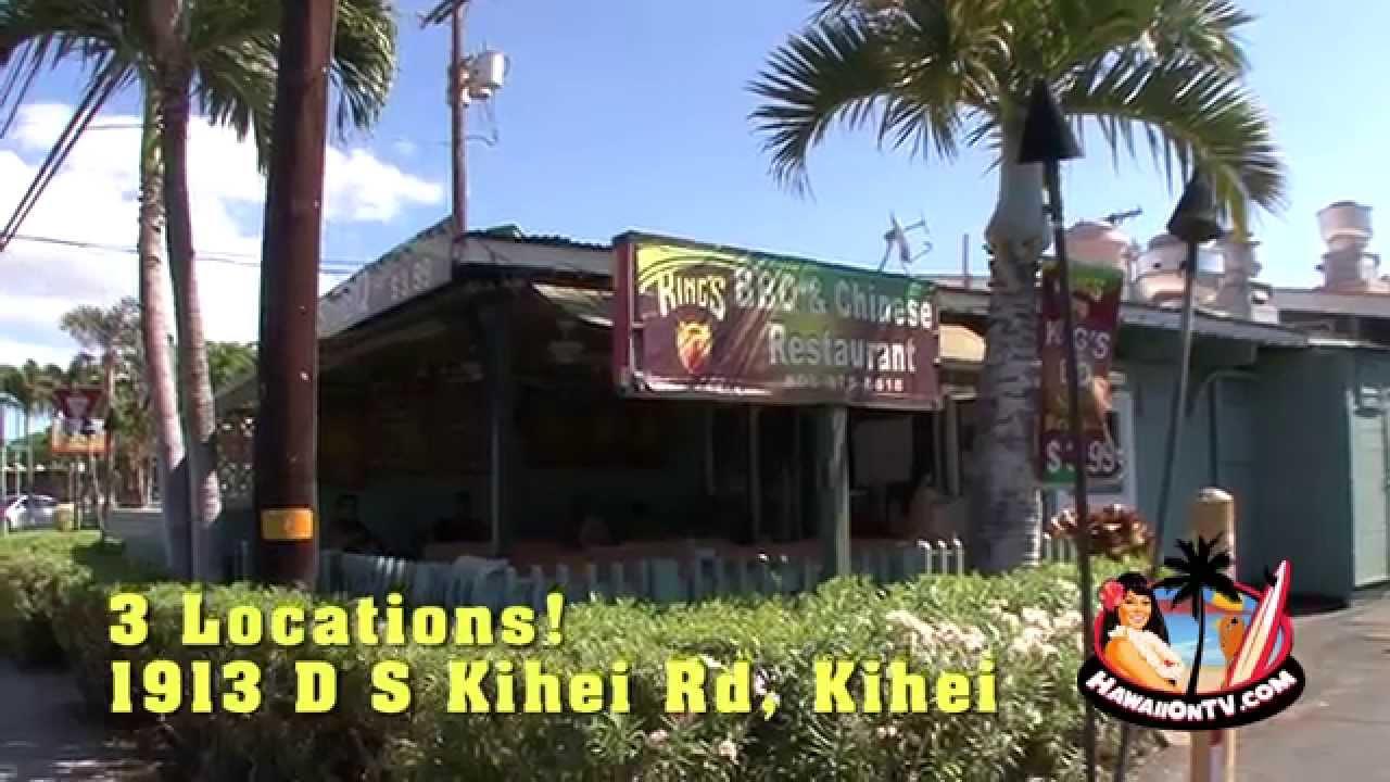 Kings Chinese Restaurant Maui
