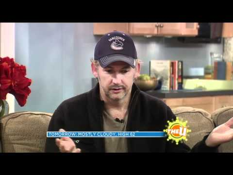 Harland Williams Interview on You & Me This Morning - YouTube
