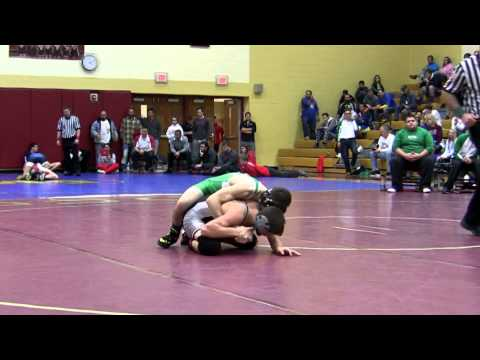 2014 Chartiers-Houston Wrestling Tournament 1