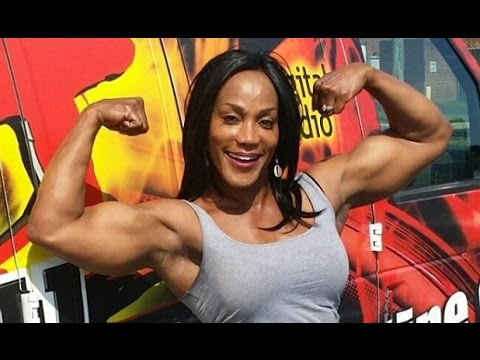Bodybuilding motivation! IFBB Pro 2017! Muscle women! Female Bodybuilding! Muscle girl!Strong women2
