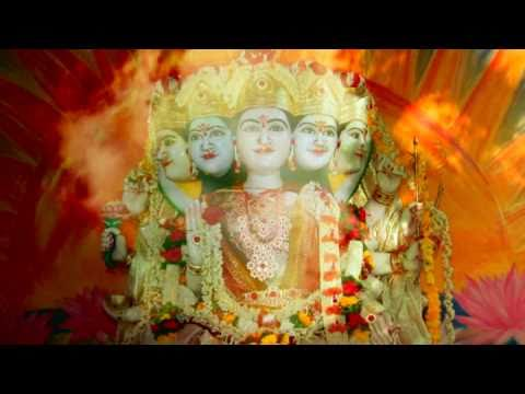 GAYATRI MANTRA chanted by Bhagawan Sri...