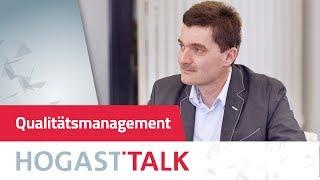 Qualitätsmanagement in der Tourismusbranche | HOGAST-Qualitätsmanagement | HOGAST.TALK