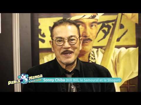 Sonny CHIBA - Paris Manga & Sci-Fi Show 21