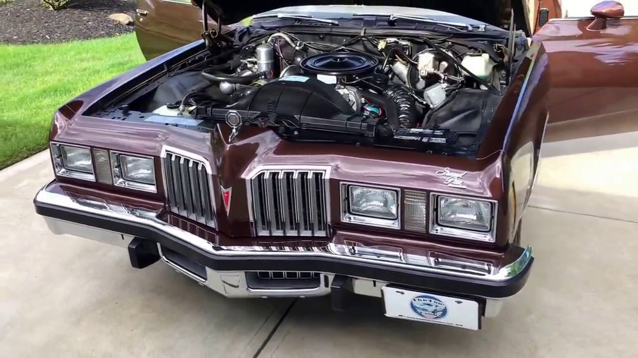 1977 Pontiac Grand Prix - 42K original miles! Immaculate! For sale at www.bluelineclassics.com
