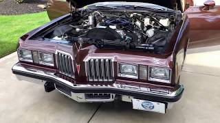 видео Pontiac Grand Prix 1973-1977