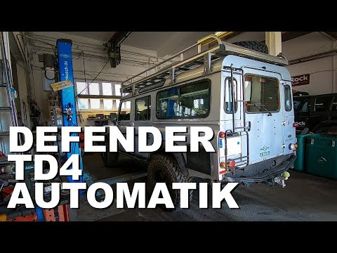 Land Rover Defender TD4 Automatik  | 4x4PASSION #186