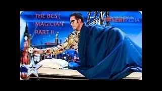 The Best Magicians on Britain's Got Talent 2018 HD Part 2 - #TalentPedia