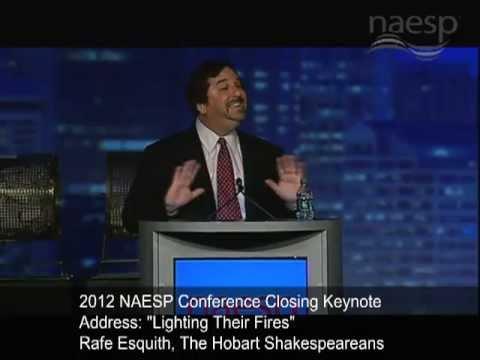 Rafe Esquith @ NAESP 2012