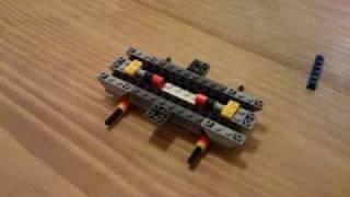 Lego Agent Chase ATV build