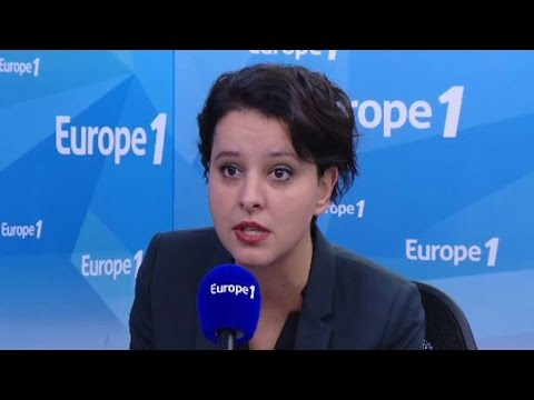 """Najat Vallaud-Belkacem : """"Cette campagne présidentielle ne ressemble à rien !"""""""