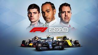 F1 2019 - ГЕЙМПЛЕЙ И НАЧАЛО КАРЬЕРЫ