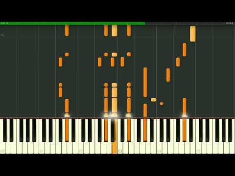【耳コピ】平手友梨奈(欅坂46)/自分の棺【ピアノ音アレンジ】