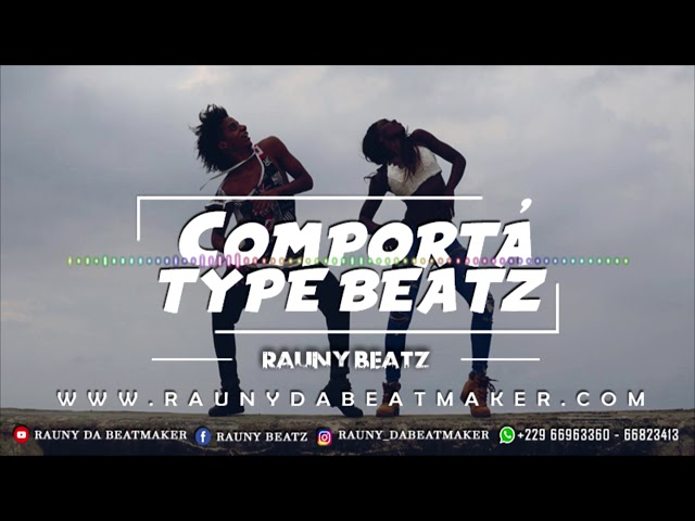 Comportà Type Beatz 2020 / Prod by RaunyBeatz