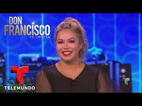 Chiquis Rivera y la visita de Jackie a su papá Trino en la cárcel | Don Francisco Te Invita | Entre