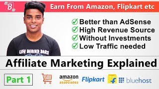 Affiliate Marketing Explained | How to Make money through Affiliate marketing