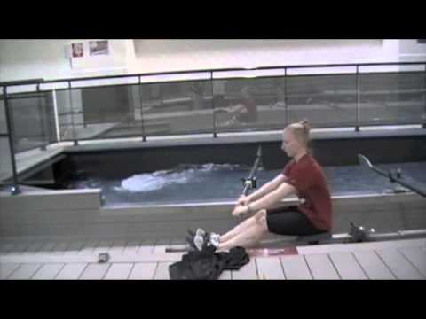 Analysis of Human Movement in Rowing