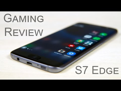 Galaxy S7 Edge Indian Exynos Variant - Gaming Review /w Benchmarks