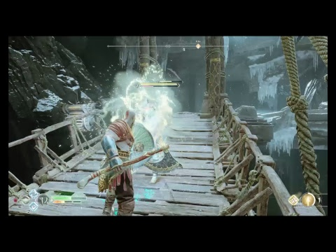 God Of War session 8 trying keep it ah 100 thousand Savage