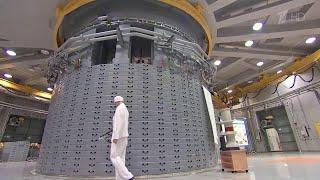 Самый мощный в мире нейтронный реактор запущен в Гатчине.