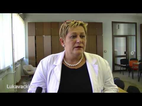Eldina Hanić - predsjednica Nezavisnog strukovnog sindikata radnika u zdravstvu JZU DZ Lukavac