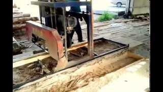 видео Технология производства обрезной доски