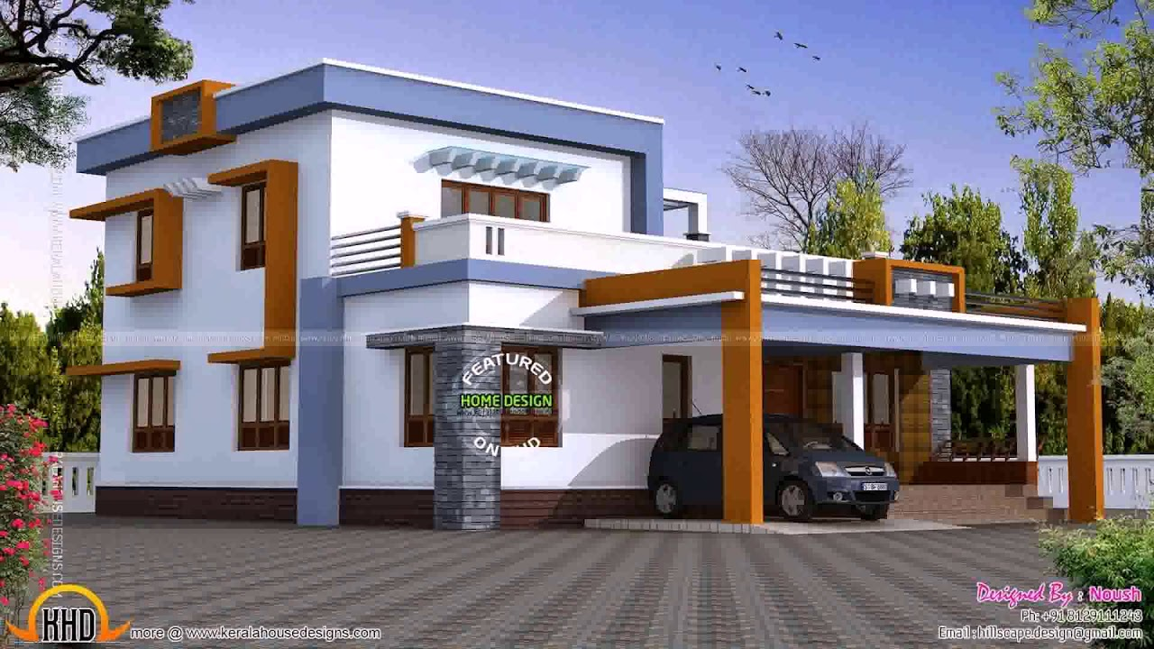 Latest house design in india 2018